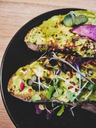 Avocado Toast - Blank Slate Coffee + Kitchen